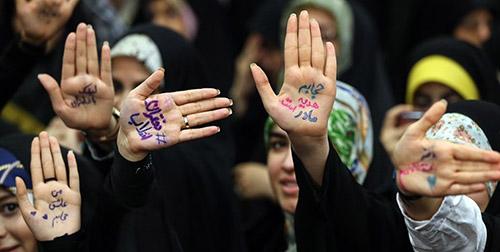 برگزاری مانور ۲۵ هزار نفری دختران محجبه انقلابی با عنوان «مهدخت»
