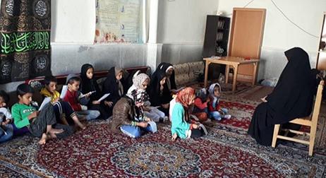 دختران جهادگر ظرافت زنانه را با عزم انقلابی درآمیختهاند